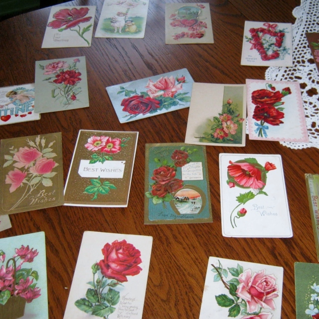 valentines and amish painting 002