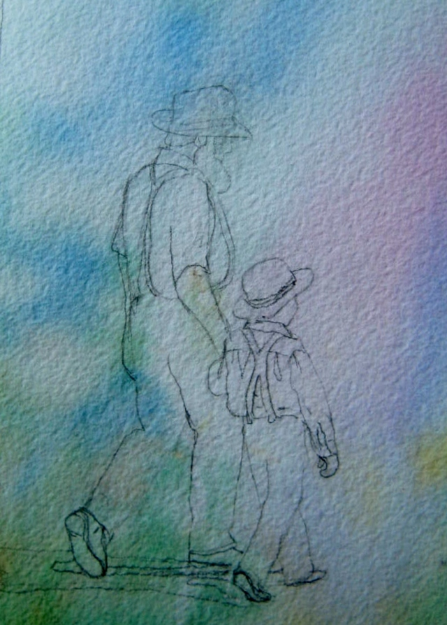 valentines and amish painting 021
