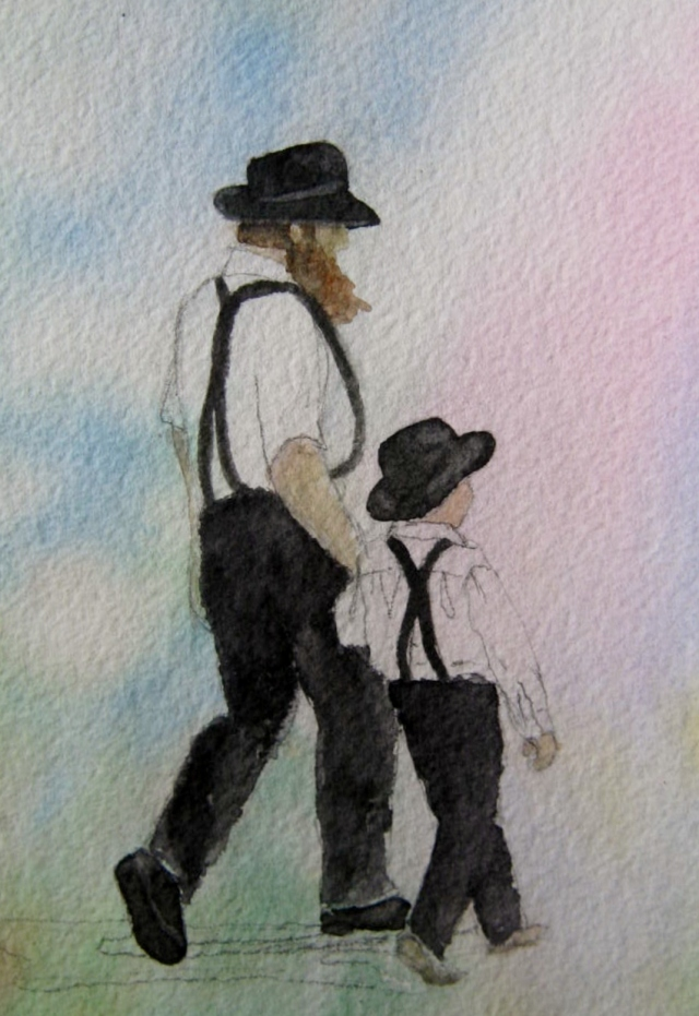 valentines and amish painting 026