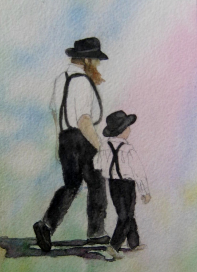 valentines and amish painting 027