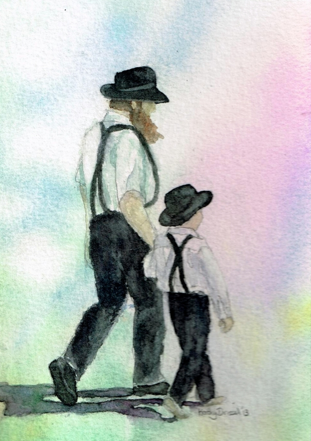 valentines and amish painting 029