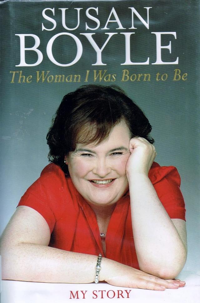 susan boyle book