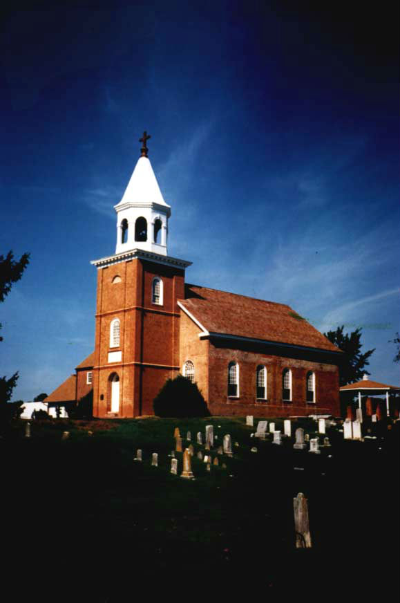 old bohemia church