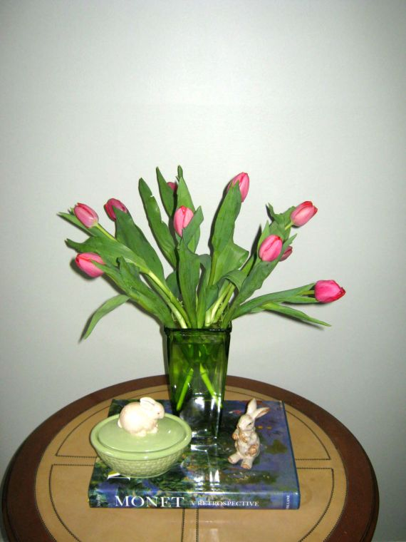 tulip arrangement 8