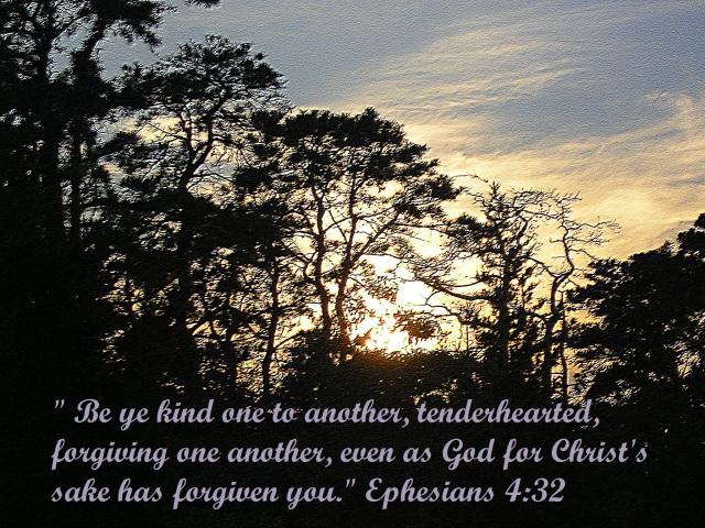 be ye kind