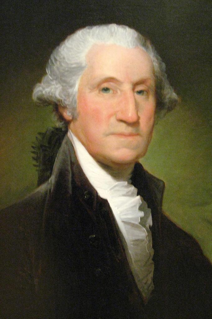 People – Happy Birthday Mr. Washington – MINDING MY P'S WITH Q George Washington