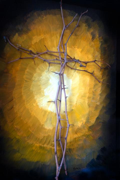 The Cross by Jaki Kaufman