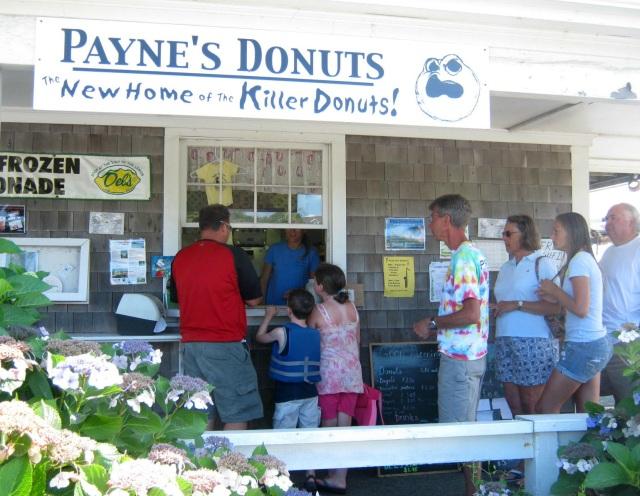 Block Island Donuts