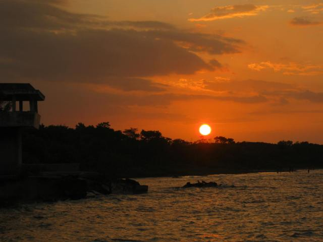 Jamaican Sunset, Runaway Bay, Club Caribbean