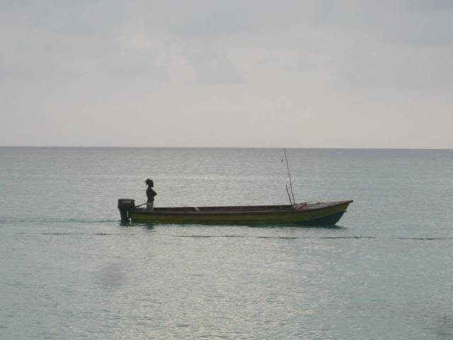 Fishing Boat, Montego Bay, Jamaica