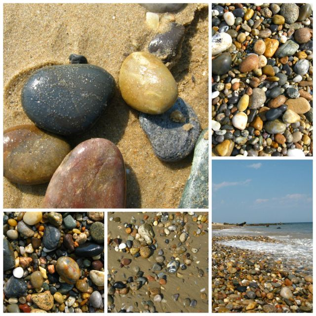 Block Island Rock Collage JPG