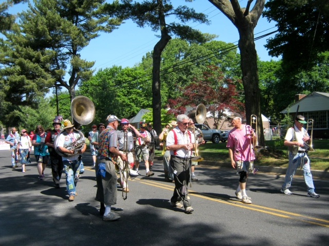 Pitman Hobo Band