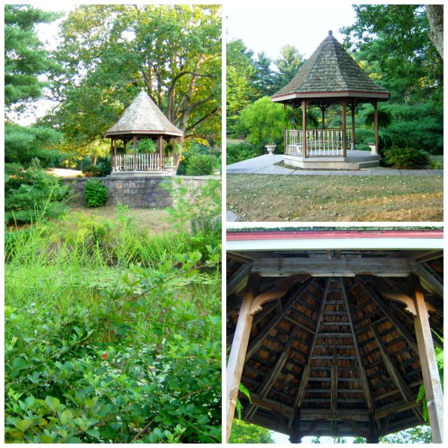 Gazebo Collage