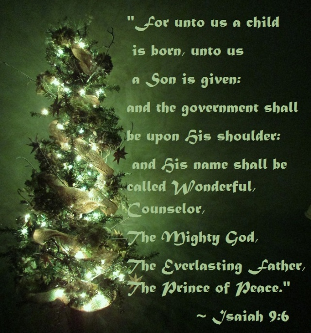 Christmas Blog December 2015