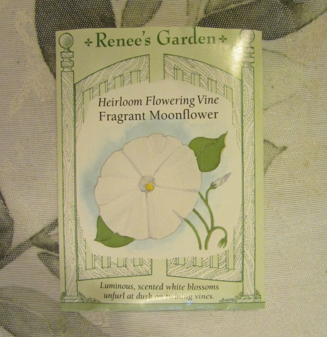 moonflower packet